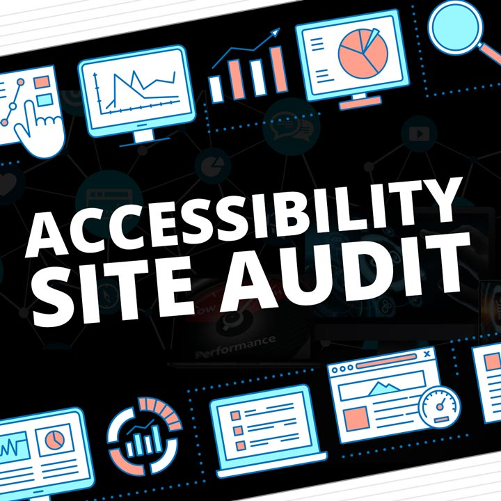 Accessibility Site Audit FZA DIGITAL