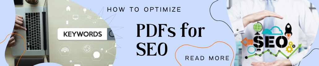 Optimize Your PDFs for SEO